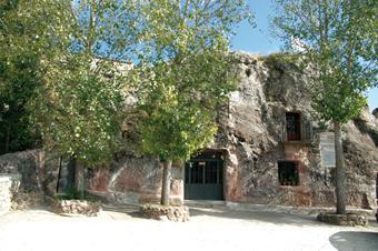 Alcolea del Pinar, Casa de Piedra