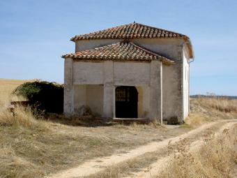 Ermita de La Salceda.- Arbancón