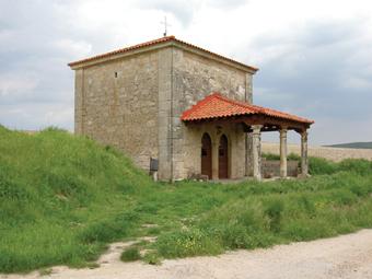 Ermita de la Soledad.- Arbancón
