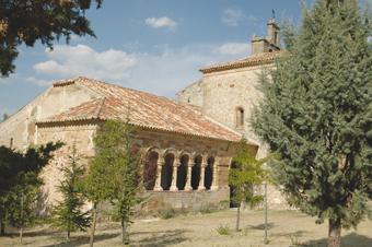 Atienza. Iglesia de San Bartolomé