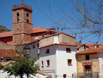 Iglesia de Checa
