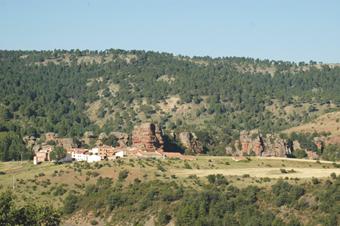 Vista de Chequilla