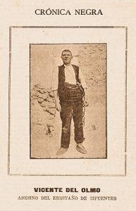Vicente Olmo, el asesino del ermitaño de Cifuentes