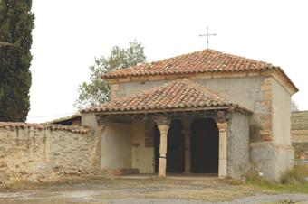 Congostrina.- Ermita de la Soledad