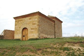 Ermita de la Soledad. El Pobo