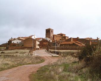 Vista de El Pobo