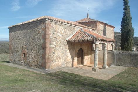 Ermita de Nuestra señora de la Torre en Riofrío de Llano