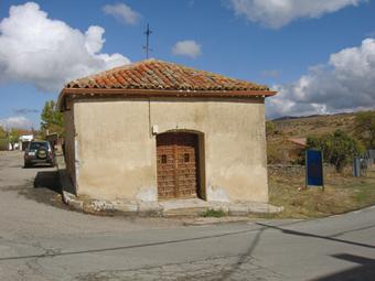 Hiendelaencina.- Ermita de la Soledad