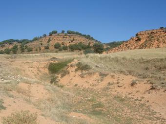 Camino de El Sotillo