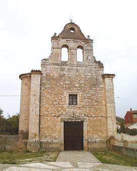 Jadraque.- Ermita del Cristo