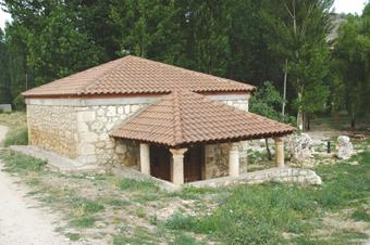 Ermita de la Soledad. Ledanca