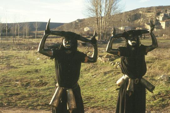 Los diablos de Luzón