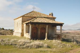 Mandayona. Ermita de la Soledad