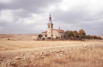 Ermita de la Virgen de los Olmos e Maranchón