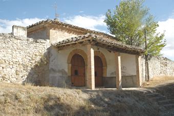 Medranda. Ermita de la Soledad