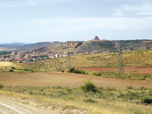 Camino de Molina de Aragón