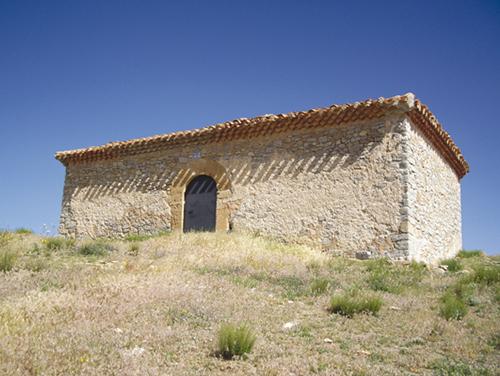 Motos. Ermita de San Fabián y San Sebastián