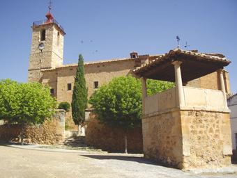 Iglesia de Prados Redondos