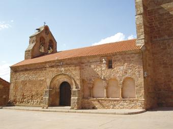 Iglesia de Romanillos de Atienza