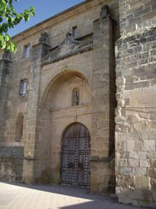 Salmerón. Iglesia