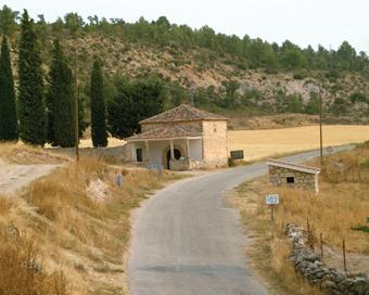 Ermita de San Martín.- Sotoca de Tajo
