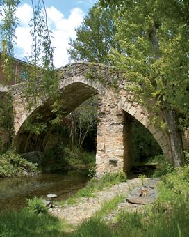 Tortuero.- Puente medieval