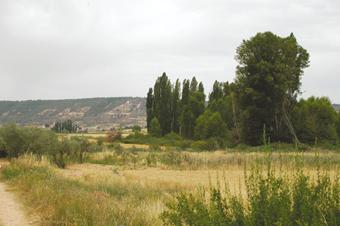 Utande. Valle del Badiel