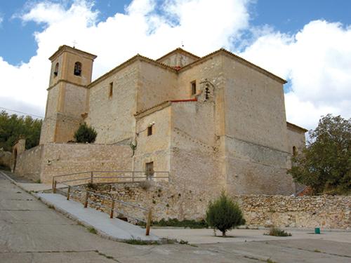 Iglesia de Hinojosa