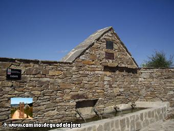 Zarzuela de Jadraque. Fuente