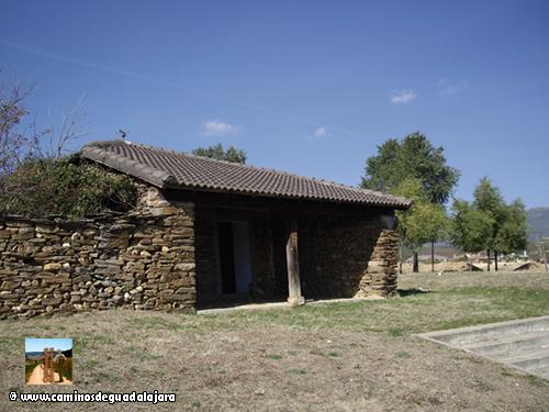 Villares de Jadraque. Ermita de la Magdalena