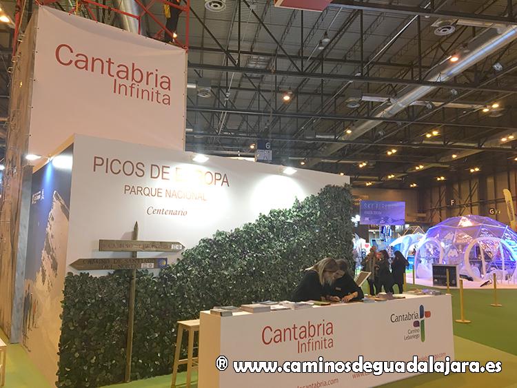 Stand de Cantabria