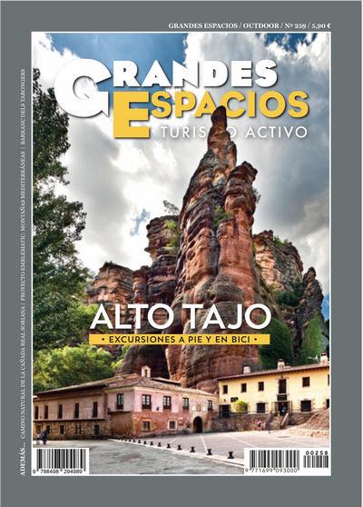 La revista Grandes Espacios dedica un número especial al Alto Tajo