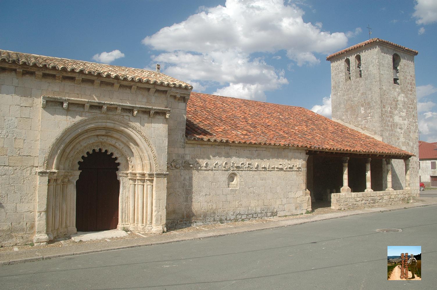 Iglesia románica de Campisábalos