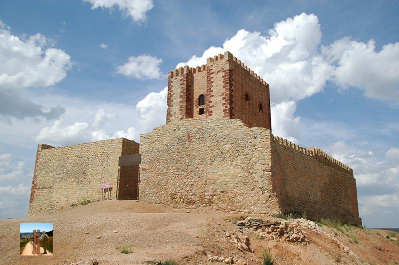 Torre de Aragón.- Castillo de Molina de Aragón