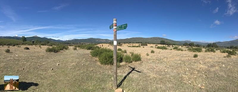 Etapa 2: De Valverde de los Arroyos a Tamajón