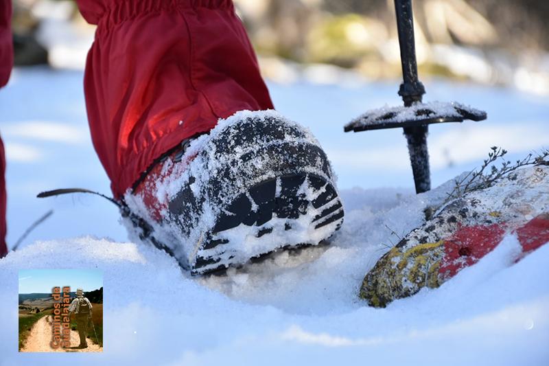 Botas de senderismo para nieve