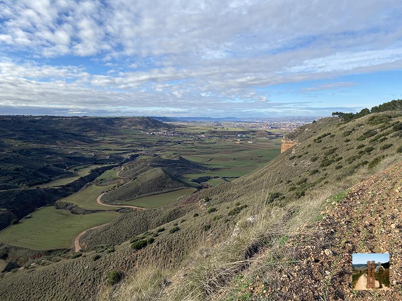 Vista desde la Peña Hueva