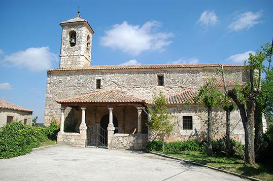 Iglesia de Almadrones