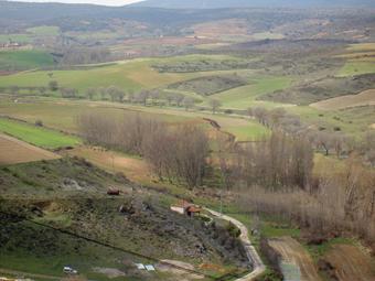 Vista desde Cogolludo