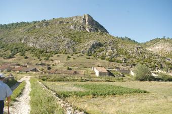 Camino de Chequilla