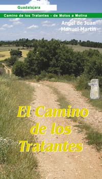 Portada de la topo guía el Camino de los Tratantes
