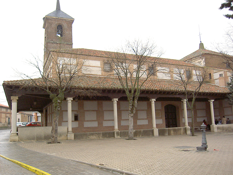 Iglesia de El Casar