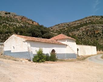 Algar de Mesa. Ermita de Nuestra Señora de los Albares