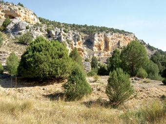 Valle del Mesa