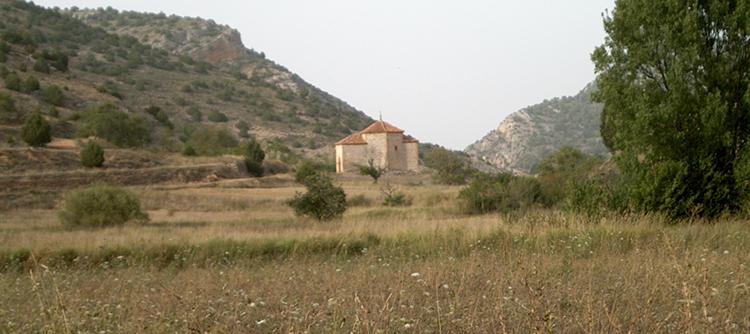 Mochales. Ermita de San Antonio