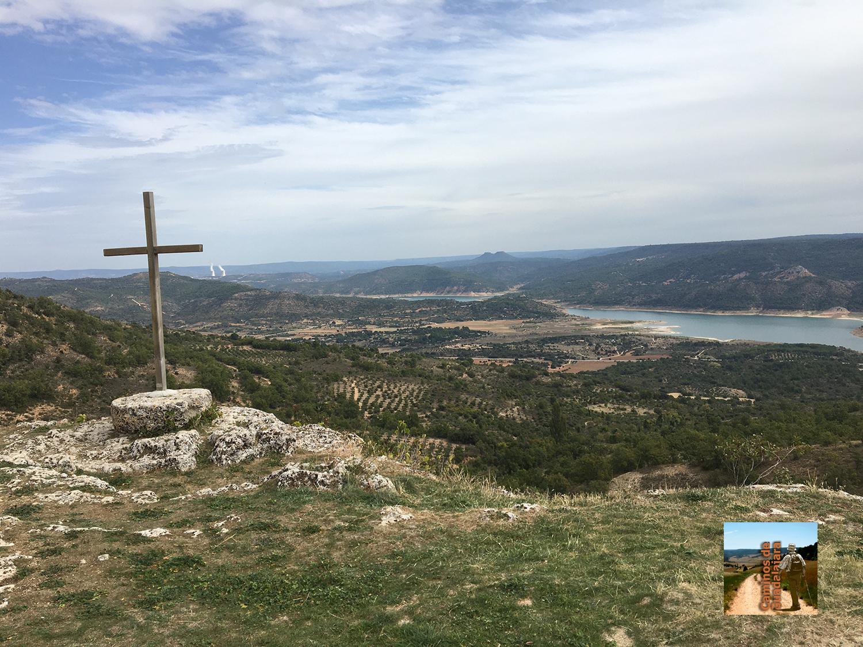 Mirador de la la Cruz de la Piedra, El Olivar