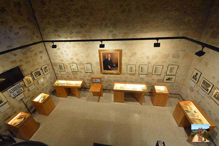 """Museo del Libro """"Viaje a la Alcarria"""" de Camilo José Cela"""