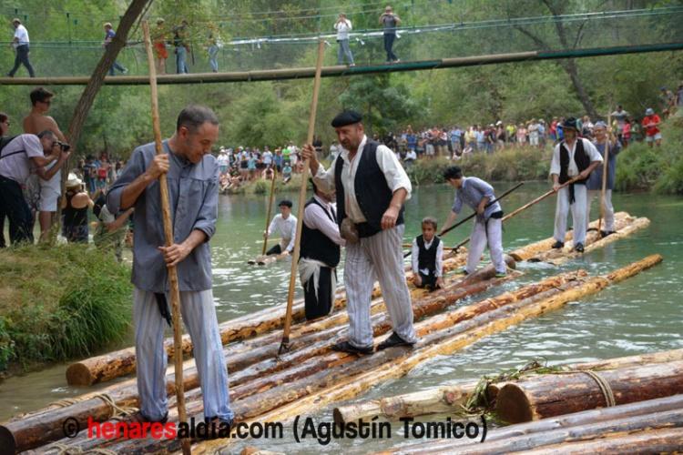 XXI Fiesta Ganchera del Alto Tajo.- Taravilla